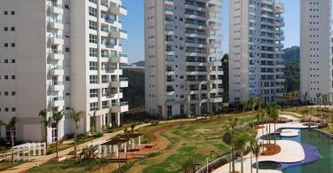 The Penthouses Tamboré - foto feita por Carlos Alkmin - www.carlosalkmin.com para Archote Publicidade / Brookfield Incorporações